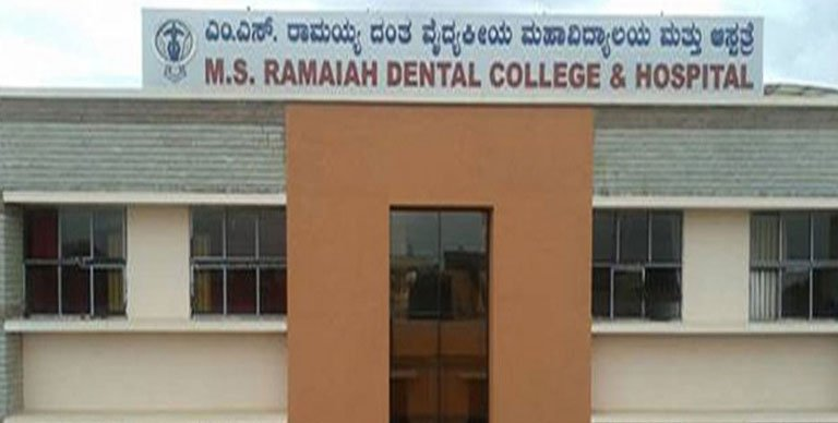 MS Ramaiah Dental College Bangalore