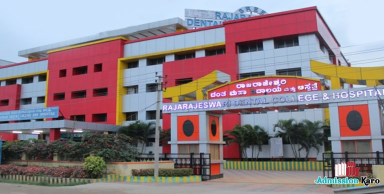 Rajarajeswari Dental College and Hospital Bangalore (RRDCH)