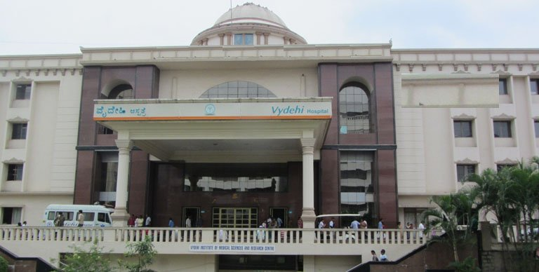 Vydehi Institute of Nursing Sciences Bangalore
