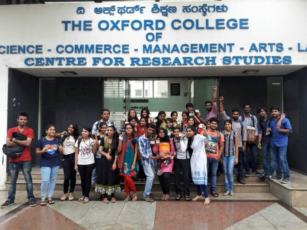 The Oxford College Of Science Bangalore Admission Karo