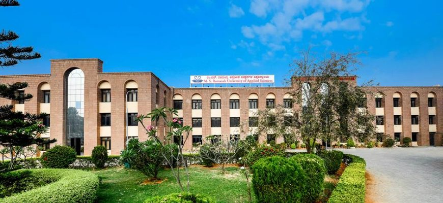 ms ramaiah college of architecture
